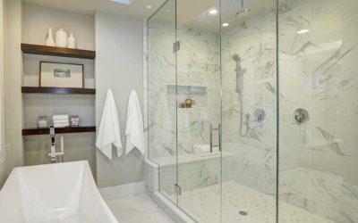 Protege tu Shower Doors de las manchas de agua dura